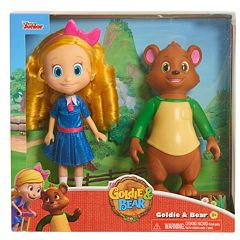 Disney's Goldie & Bear Doll Set by