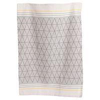 KAF HOME Broadway Triangle Jacquard Kitchen Towel 2-pk.