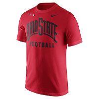 Men's Nike Ohio State Buckeyes Football Facility Tee