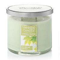 Yankee Candle simply home Sun-Kissed Leaves 10-oz. Candle Jar