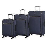 it luggage Grace Luxury 3-Piece Spinner Luggage Set