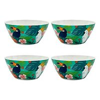 Celebrate Summer Together 4-pc. Melamine Cereal Bowl Set