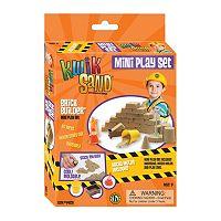 KwikSand Brick Builder Mini Play Set by Be Good Company
