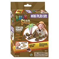 KwikSand Egyptian Mummy Mini Play Set by Be Good Company