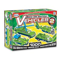 Magnetic Mix or Match Vehicles Set 2 by Popular Playthings