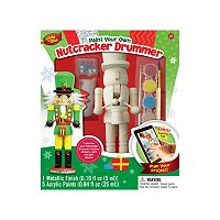 Masterpieces Puzzle Works of Ahhh… Nutcracker Drummer Wood Painting Kit