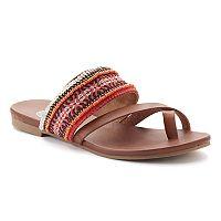 SO® Stow Women's Sandals