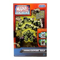 Marvel Science Transforming Hulk by Uncle Milton