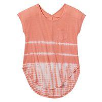 Girls 7-16 & Plus Size Mudd® Dolman Pocket Tee