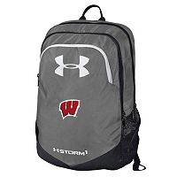 Under Armour Wisconsin Badgers Storm Scrimmage Backpack