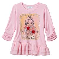 Disney D-Signed Beauty and the Beast Girls 7-16 Belle Hatchi Tee
