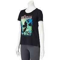 Disney's Juniors' The Little Mermaid High-Low Graphic Tee