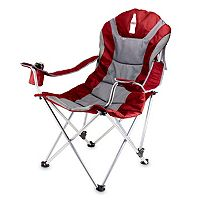 Picnic Time Coca-Cola Reclining Camp Chair