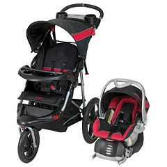 Baby Trend Centennial Expedition Jogger Travel System  by