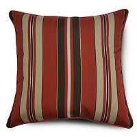 SONOMA Goods for Life™ Suntastic 1000 Striped Indoor Outdoor Reversible Throw Pillow