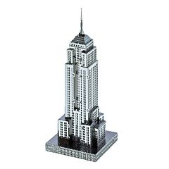 Metal Earth 3D Laser Cut Model Empire State Building Kit by Fascinations by