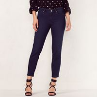 Women's LC Lauren Conrad Crop Skinny Jeans