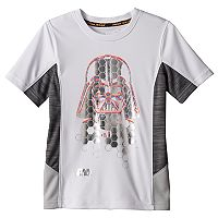 Boys 4-7x Star Wars a Collection for Kohl's Darth Vader Foil Graphic Tee