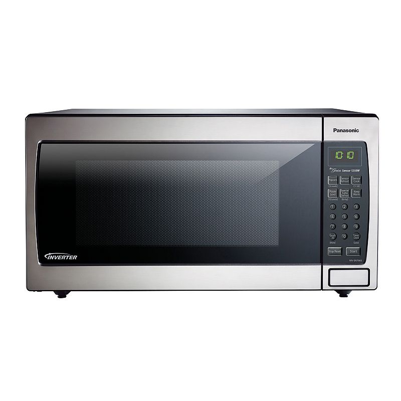 Countertop Microwave Kohls : Panasonic 1200-Watt Microwave Oven with Inverter Technology ...