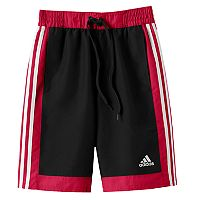 Boys 8-20 adidas Iconic Board Shorts