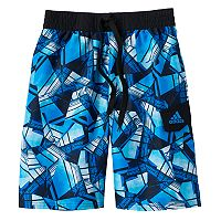 Boys 8-20 adidas Geo City Board Shorts