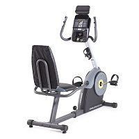 Gold's Gym Cycle Trainer 400 RI Recumbent Bike