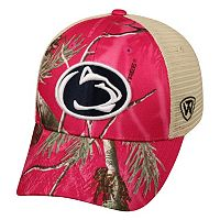 Adult Top of the World Penn State Nittany Lions Doe Camo Adjustable Cap