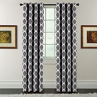 Arlee Window Accents Griffith Print Curtain