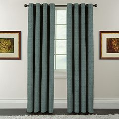 Arlee Window Accents Eagan Jacquard Blackout Window Curtain by