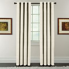 Arlee Window Accents Freemont Blackout Window Curtain by