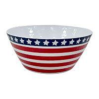Celebrate Americana Together Serving Bowl