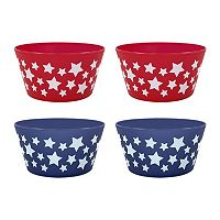Celebrate Americana Together 4-pc. Bowl Set