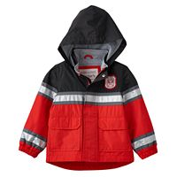 Baby Boy Carter's Lightweight Fireman Rain Jacket