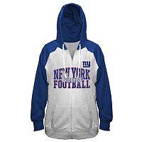 Plus Size Majestic New York Giants Spark Hoodie