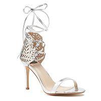 NYLA Sanleave Women's High Heel Sandals