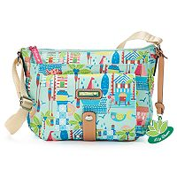 Lily Bloom Christina Patterned Crossbody Bag
