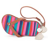 Lily Bloom Flip-Flop Coin Purse