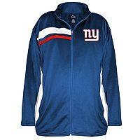 Plus Size New York Giants Fleece Jacket