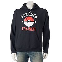 Men's Pokemon Trainer Pullover Hoodie