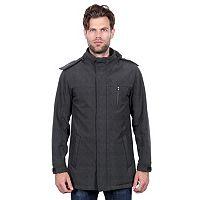 Men's Tahari Elements Stretch Softshell Hooded Jacket