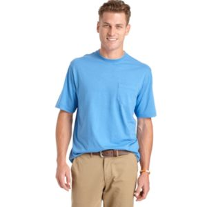 Men's IZOD Classic-Fit Mock-Layer Stretch Crewneck Tee