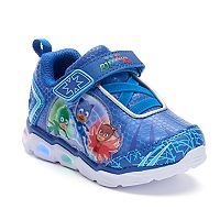 PJ Masks Toddler Boys' Light-Up Shoes