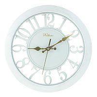 Waltham Transparent Wall Clock