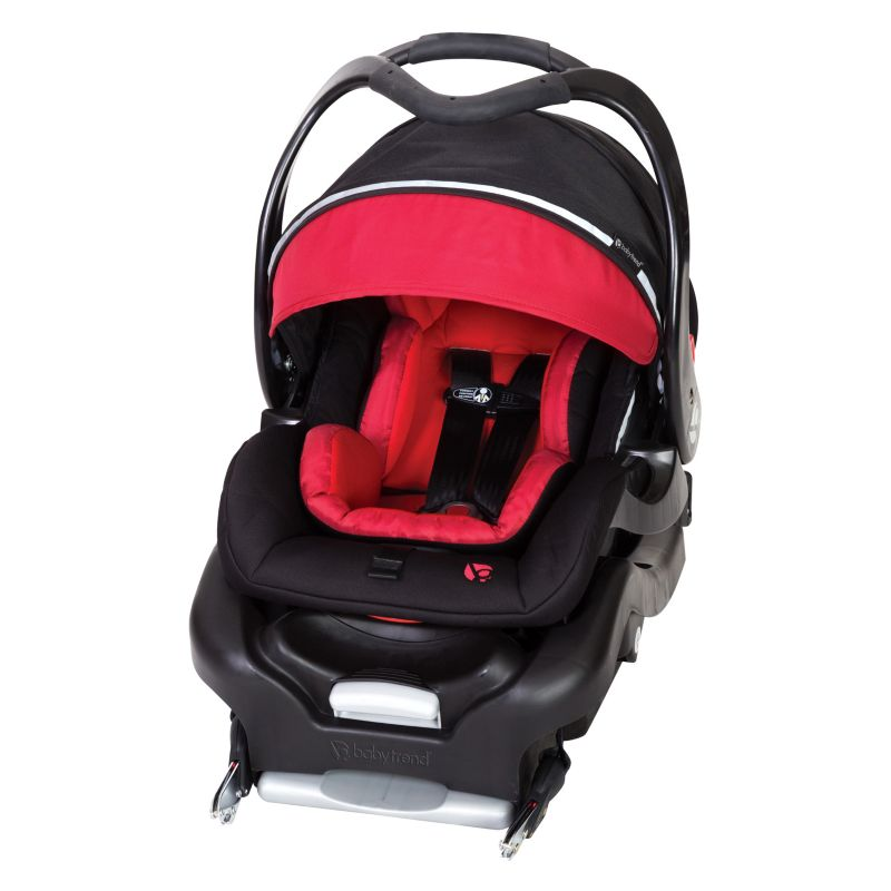 Baby Trend Secure Snap Tech 32 Infant Car Seat, Red thumbnail