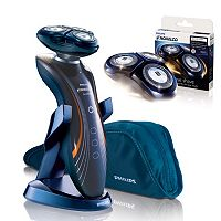 Philips Norelco 6300 SensoTouch Shaver with Case & Replacement Head + $15 Kohls Cash