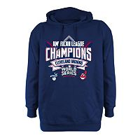 Men's Cleveland Indians 2016 American League Champions Hoodie