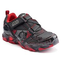 Skechers Star Wars Darth Vader Boys' Light-Up Shoes