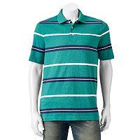 Men's Croft & Barrow® Signature Striped Polo