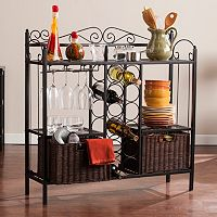 Timothy Bistro Wine Rack