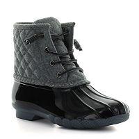 Seven7 Goose Women's Waterproof Duck Boots